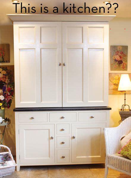 Small Kitchen Armoire