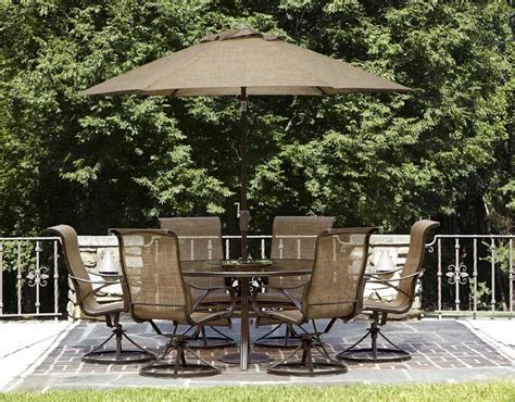 Patio Canopy Home Depot by Patio Umbrella Replacement Canopy Home Depot Gazeboss