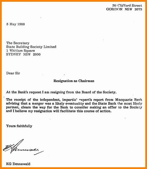 job resignation letter resumenamecom