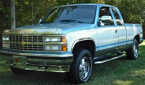 031076 1993 Chevrolet Silverado  Classic  1500 Extended Cab Specs  Photos  Modification Info At
