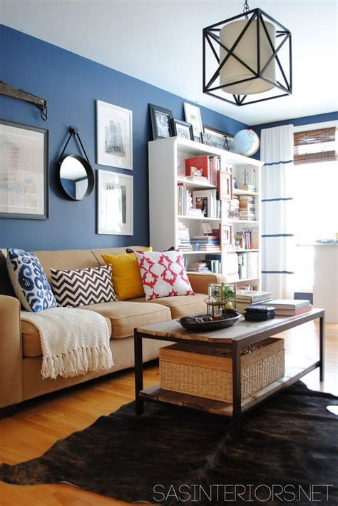 Htons Blue Living Room by Pretty Living Room Colors For Inspiration Hative