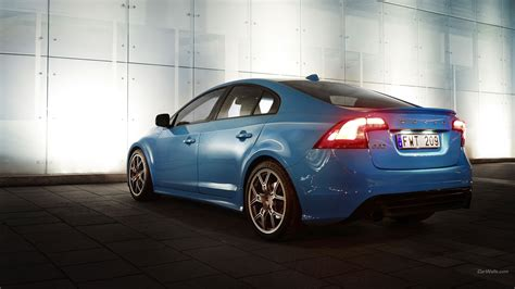Volvo S60 Backgrounds by Volvo S60 Car Blue Cars Wallpapers Hd Desktop And