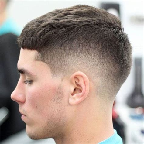 mens fade haircuts  hairstyles taper fade
