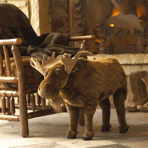 moose foot rest