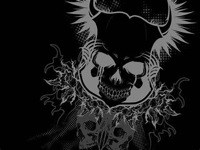 Skull Dark Cool Skulls Wallpapers Wallpoper