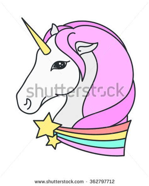 clipart unicorn face clipground