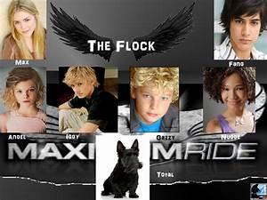 Maximum Ride Flock Cast by GoofLove101 on DeviantArt