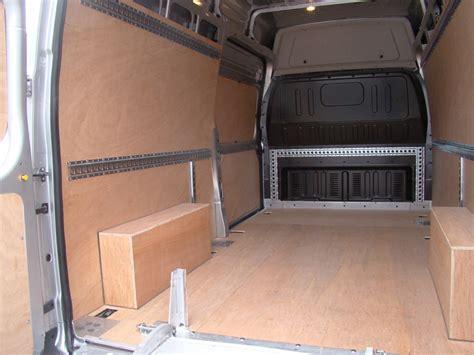 Interior Van Lining