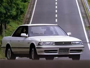Toyota Mark Ii Hardtop Grande G   U042580   U0026 39 1988 U201392
