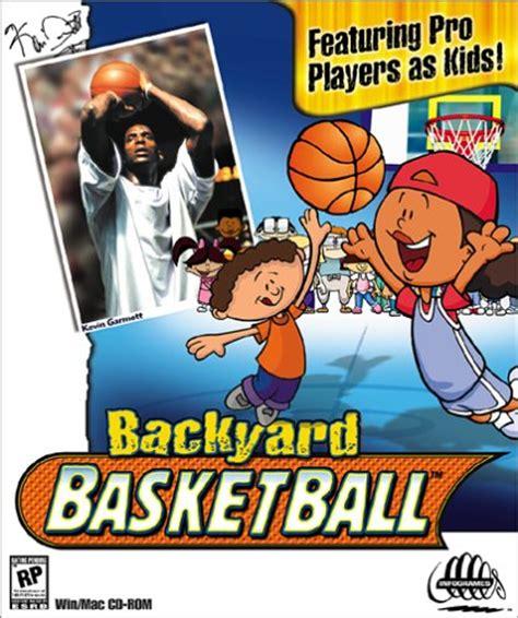 Backyard Sports Players by Basketball For Basketball