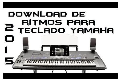 baixar de estilos de teclado korg gratis