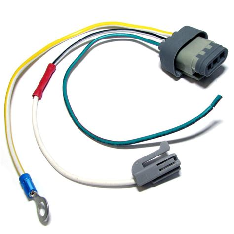 Part Ford Wiring Plug Combo For Series