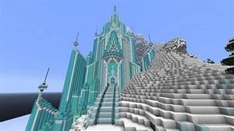 Pumpkin Farm Minecraft Mumbo Jumbo by Frozen Elsa S Ice Castle Minecraft Building Inc