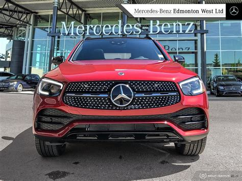 From the compact gla to the spacious gls gle 350 de 4matic & glc 300 e 4matic: New 2020 Mercedes Benz GLC-Class 300 4MATIC SUV SUV in Edmonton, Alberta