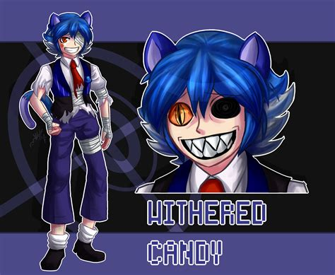 Withered Candy By Wolf-con-f On Deviantart