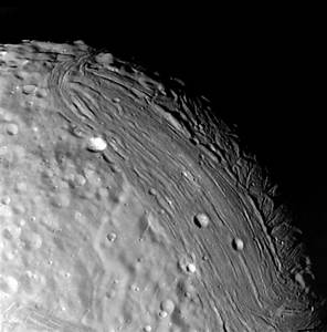 What It Would Be Like to Live on Uranus' Moons Titania and ...