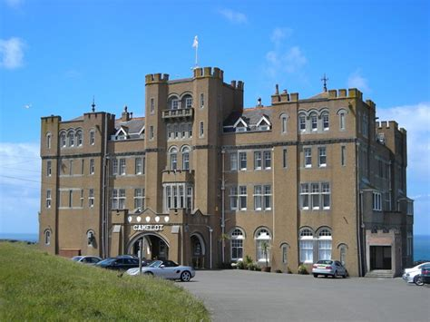 camelot castle hotel  mark percy cc  sa geograph
