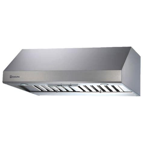 hotte de cuisine stainless 30 quot range b 52 stainless steel range