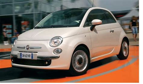 Electric Fiat by Fiat Returns To America Fiat 500 Electric Concept Details