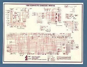 Corvette Wiring Diagram  Laminated