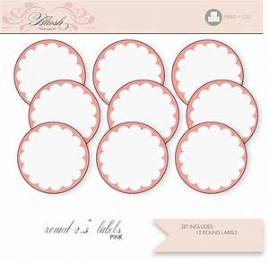 round labels by ohsoglam52 on deviantart With 3 5 inch round labels