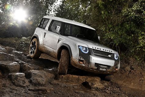The Next Generation Defender Is Coming America • Gear Patrol