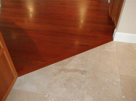 tile flooring next to hardwood hardwood floors tile mrd construction 800 524 2165