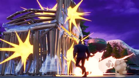 fortnite tntinas trial   destroy structures