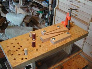 build workshop mini bench  sue robishaw tabletop
