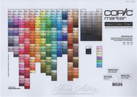 copic color chart copic marker europe copic colour chart health check