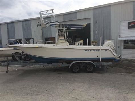 Boat Mechanic Key West by 1990 Key West 2300 Center Console Boats For Sale