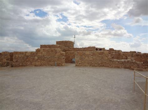 si鑒e de massada massada et désert de judée paysages enchanteurs en israël