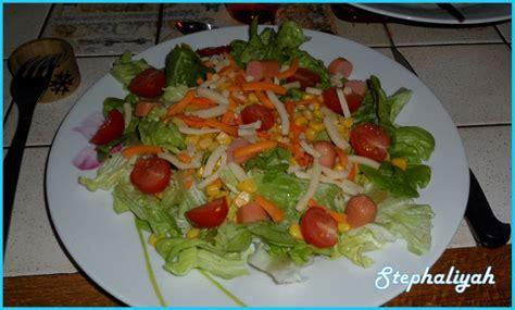 recette cuisine turque recette salade verte composee