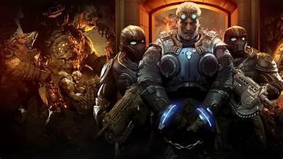 Gears War Wallpapers Judgment 1080p Games 4k
