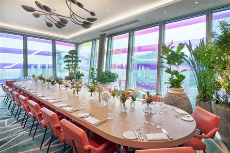 hills private dining