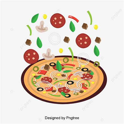 Pin the clipart you like. Pizza, Food, Delicious PNG Transparent Clipart Image and ...