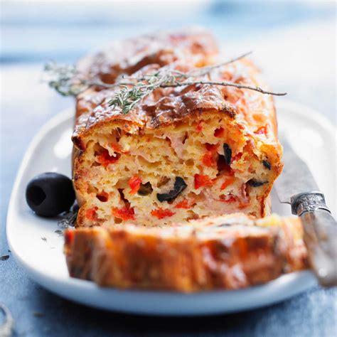 cuisine actuelle fr cake léger facile et pas cher recette sur cuisine actuelle