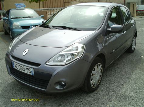 renault clio  dci expression occasions nice alpes