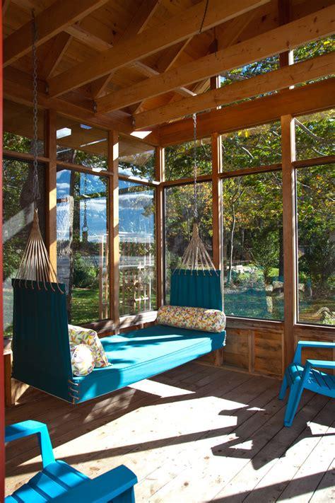porch sunroom ideas sun porch ideas sunroom contemporary with adirondack