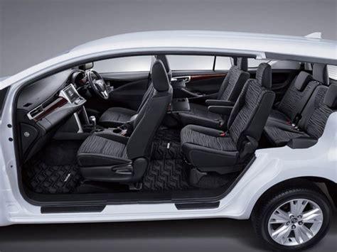 Harga Mobil Inova Baru all new toyota kijang innova berkonsep living room mobil