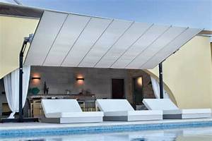 Grand Parasol Rectangulaire : parasol professionnel pour terrasse barazzi ~ Teatrodelosmanantiales.com Idées de Décoration