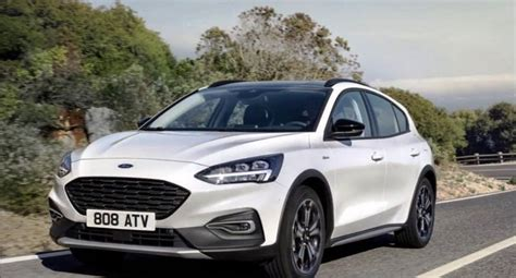 Ford Crossover 2020 by 2020 Ford Fusion Crossover Release Date Redesign Price