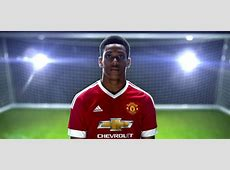 Manchester United ace Anthony Martial to be on cover of