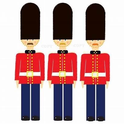 Guard London Clipart Guards Royal Gard Kingdom