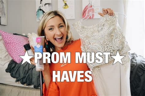 prom  haves styled  mckenz