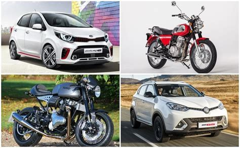Upcoming New Car And Bike Brand Launches In India In 2018
