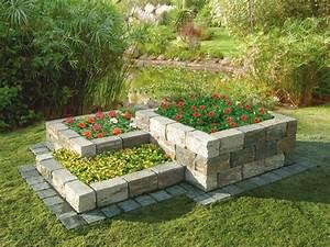 Steine Für Beete : beet mit steinen nowaday garden ~ Lizthompson.info Haus und Dekorationen