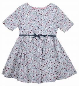 robe ete fille 4 ans les tendances de la mode francaise With déco chambre bébé pas cher avec robe longue a fleur manche longue