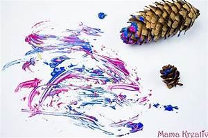 Malen Mit Kleinkindern Ideen : 6 ideen zum malen im winter mit kindern video kinder ~ Watch28wear.com Haus und Dekorationen