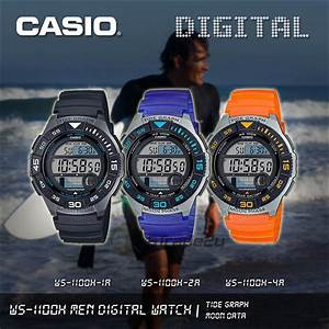 Casio Men Ws
